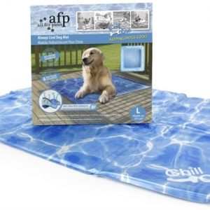 AFP CHILL OUT ALWAYS COOL MAT, LARGE