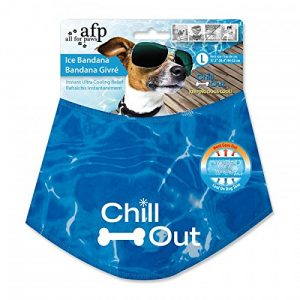 AFP CHILL OUT ICE BANDANA, LARGE